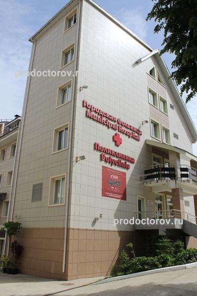 Городская больница 4 канавинского района