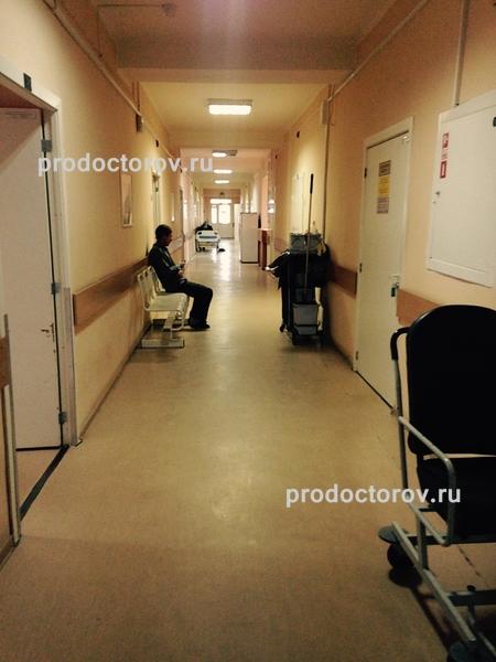 отзывы о гинекологии елизаветинской больницы