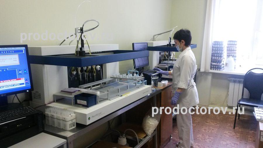 Онкологический диспансер - 10 врачей, 61 отзыв | Тамбов - ПроДокторов