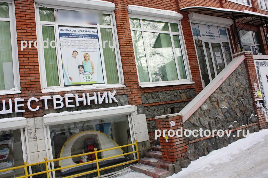 Гаврилов Клиника Похудения Москва.