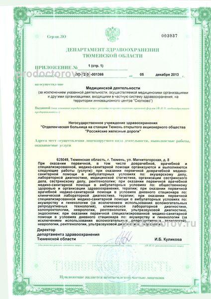 Поликлиника на ул.мельникова химки