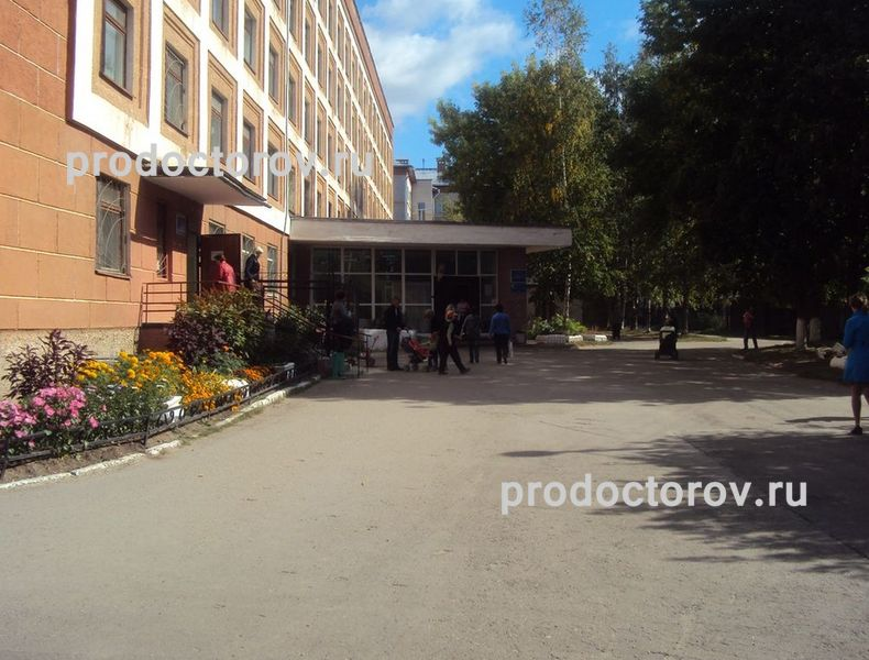Регистратура детской поликлиники 5 улан-удэ