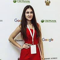 Зайчикова Дарья, Руководитель HR-отдела
